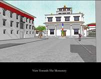 Thesis Project: A Tibetan Refugee Camp Design