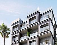 S-R-B - Apartments Building