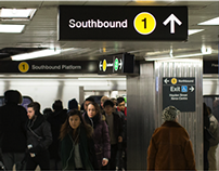 Toronto Transit Commission - New Wayfinding Standards