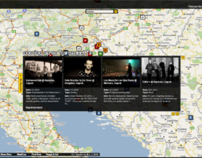 MusicMap for iPhone, Android, Desktop and Web