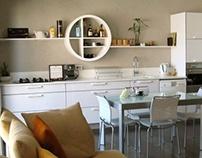עיצוב פנים דירה בתל אביב Tel Aviv Appartment