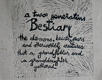 Beastiary: a two generations compendium