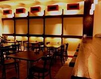עיצוב פנים סושי בר Sushi Bar Interior Design