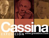 Gràfica de l'entorn / Gráfica del entorno Expo Cassina