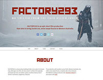 FACTORY293   Supporting a crowd sourcing campaign