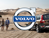 Vovlo Dealer web site