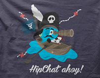 HipChat T-Shirt Contest