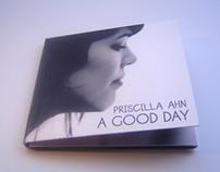 Priscilla Ahn - a good day / music album cover