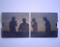 Explosions in The Sky / The Rescue / cd packaging