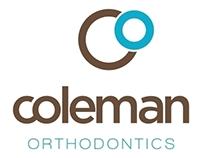 Coleman Orthodontics logo