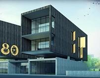 Revit LT Apartment building