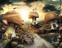 A Mushroom Tale
