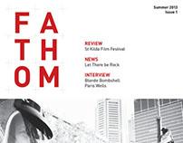 Fathom iPad Magazine