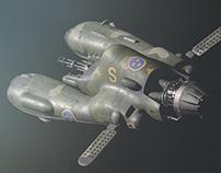 Maschinen Krieger Falke Fighter