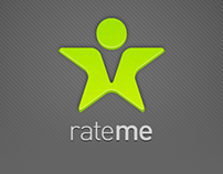 RateMe app design