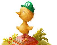 Cute Ducklings