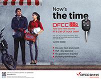DFCC Leasing Promo