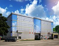 Презентация торгового центра в Москве