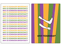 Feminist Bindi Playing Cards