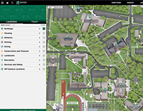 Northwest Missouri State University - Campus Map
