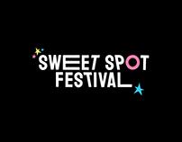 CONCEPT: Sweet Spot Festival visual identity