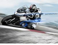 Top Speed motorcycle