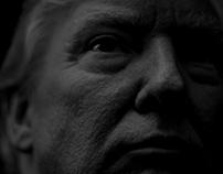 deConstruction reConstruction + psychoAnalysis dü Trump