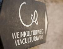 Exhibition Design: Weinkulturweg Marling