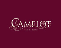 Camelot Inn & Suites - Logo & Collateral