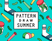 Pattern Draw II Summer 2016