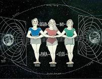 """Universos Paralelos"" (Illustration)"