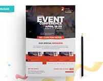 Event Poster/Flyer Design Free Download