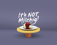 MEHADRIN   IT'S NOT MILCHIG!