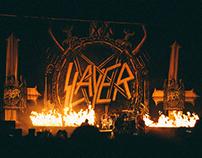 Slayer Live @ Knotfest México 2016