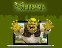 Proposed site for the Shrek saga (academic work)