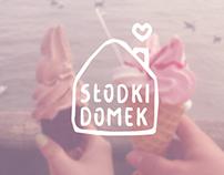 Sweet house / ice cream booth