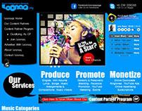 Loonaq Music Portal
