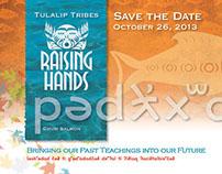 Raising Hands: Tulalip Tribes