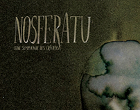 Book Cover Design for BFI's Gothic Season 'Nosferatu'
