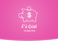 C'è Crisi || Stopmotion