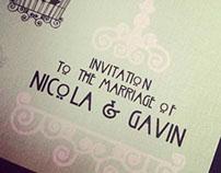 Photography - Gavin & Nicola