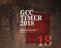 GCC Timer 2018