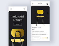 Industrial Application Design