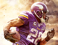Adrian Peterson Composite