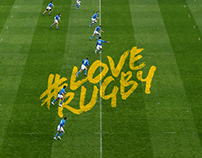 #LOVERUGBY