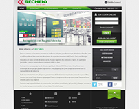 Recheio - Proposta Webdesign