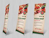 Pizza Shop Banner V2