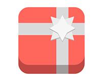 PerfectGift - Concept app
