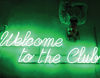 Welcome to the Club | Exhibition by André Teoman