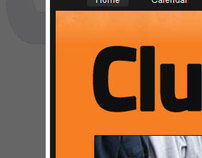 Club Sports Website